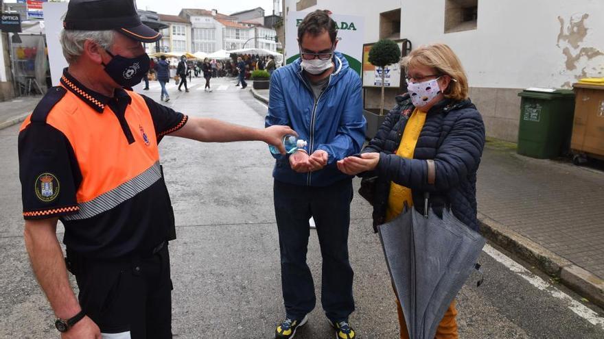 La pandemia puede con la feria del 1 de noviembre en Betanzos