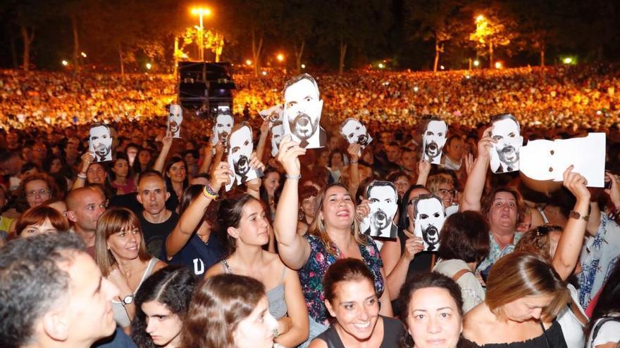 ¿Cuánto han costado los conciertos de Castrelos de 2017?