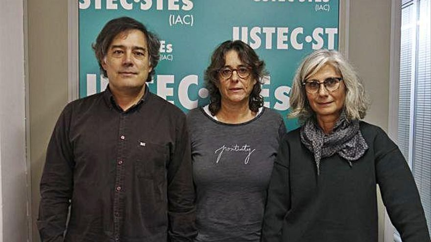 Ustec·STEs denuncia que el 85% del personal de suport als centres educatius gironins pateix precarietat