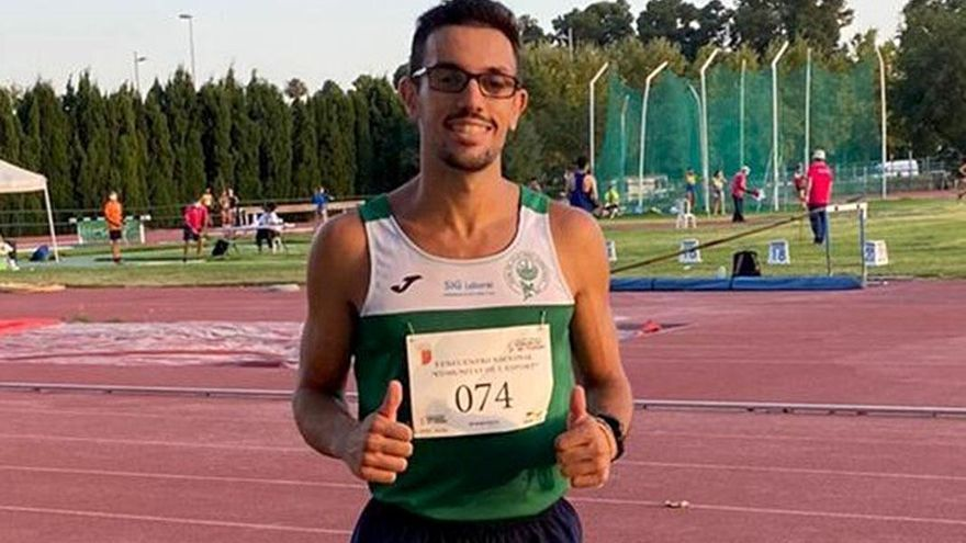 Juan Grondona bate otro récord provincial