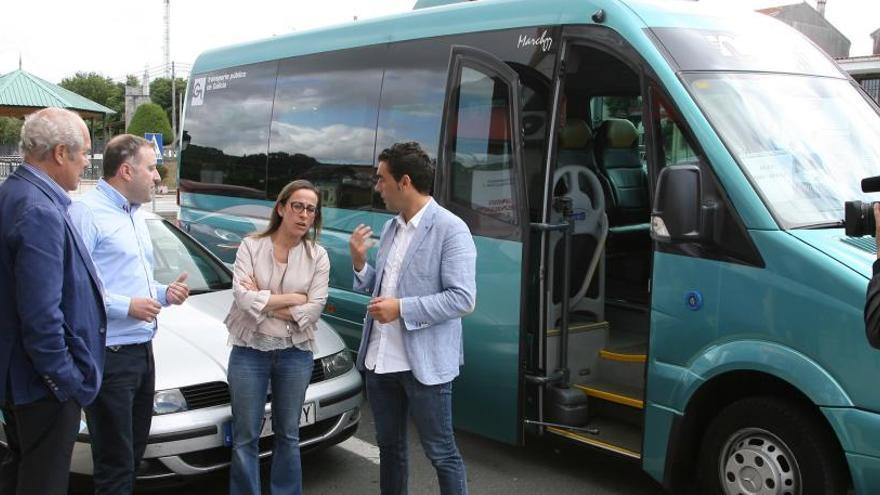 Galicia pone a punto el transporte integrado de escolares y viajeros
