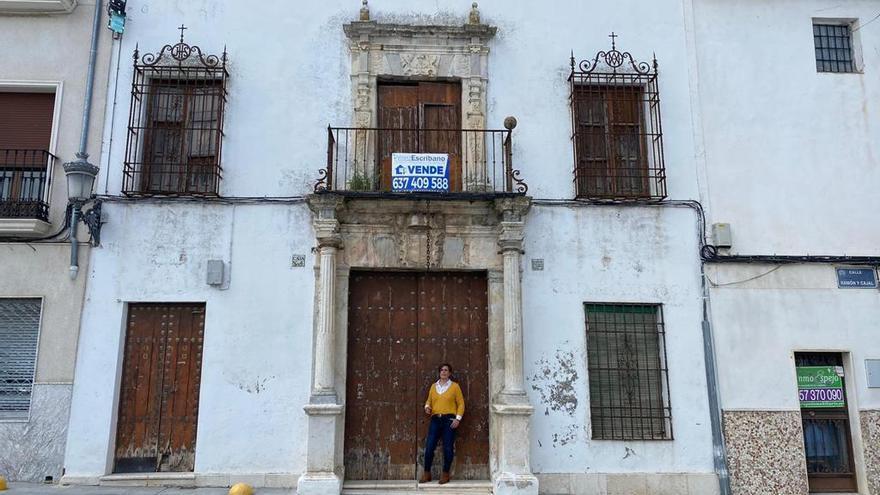 IU propone que el Ayuntamiento de Espejo compre la Casa de las Cadenas para equipamiento cultural