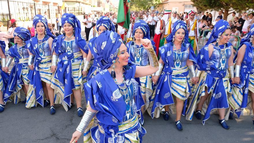 Sin Jira en Aspe ni Moros y Cristianos en Salinas y Biar
