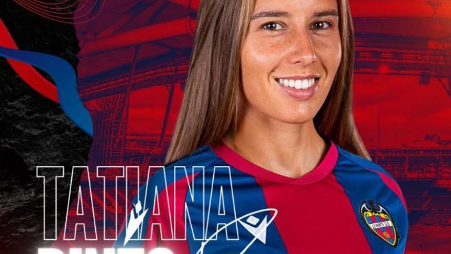 El Levante ficha a la internacional portuguesa Tatiana Pinto