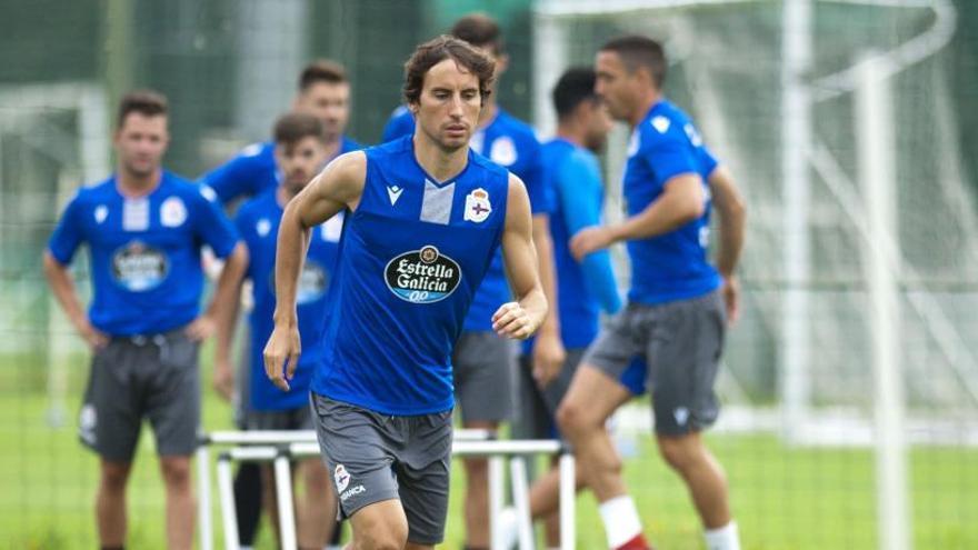 El Dépor le rescinde el contrato a Pedro Mosquera