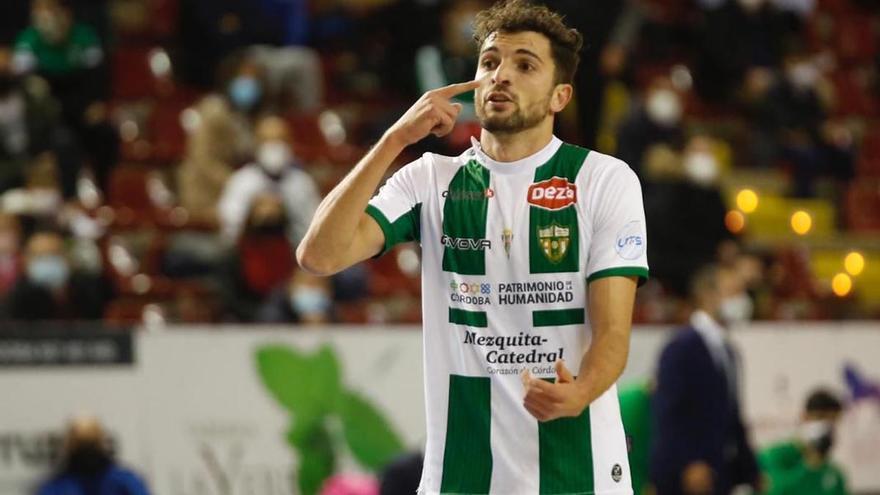 El Córdoba Futsal pesca un buen punto en Burela