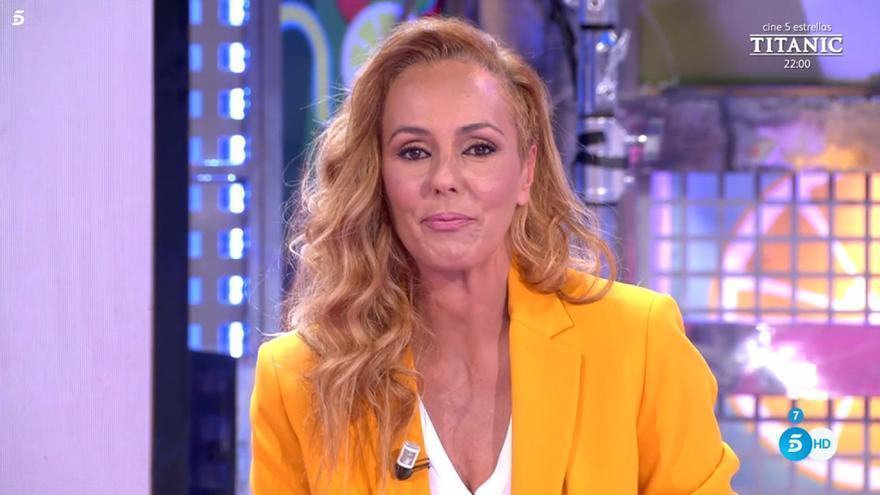 Carlota Corredera, sin explicación para la ausencia de Rocío Carrasco en 'Sálvame'