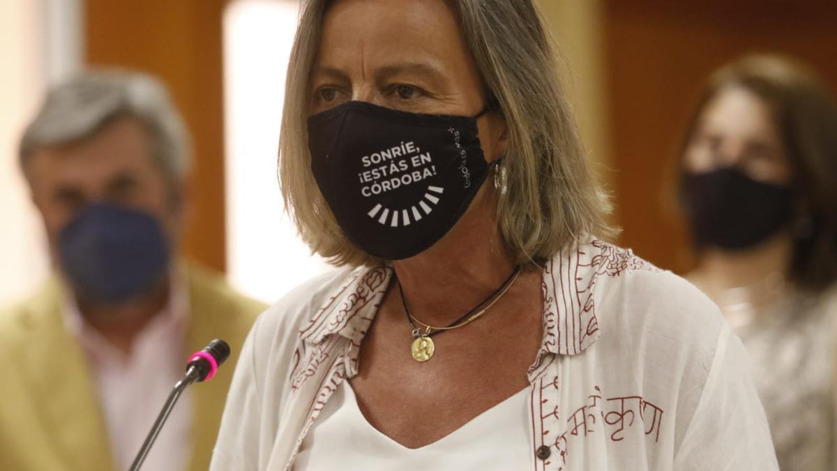 Isabel Albas, en una imagen de archivo.