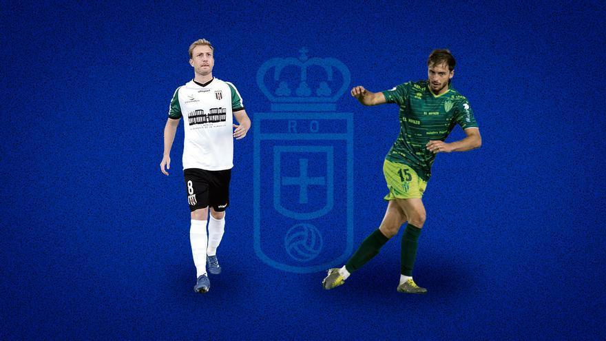 Hay fútbol después del Oviedo: así lo llevan los canteranos Josín y Cortina