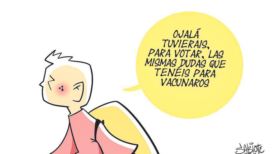 La Rendija de Sabiote (14/04/2021)