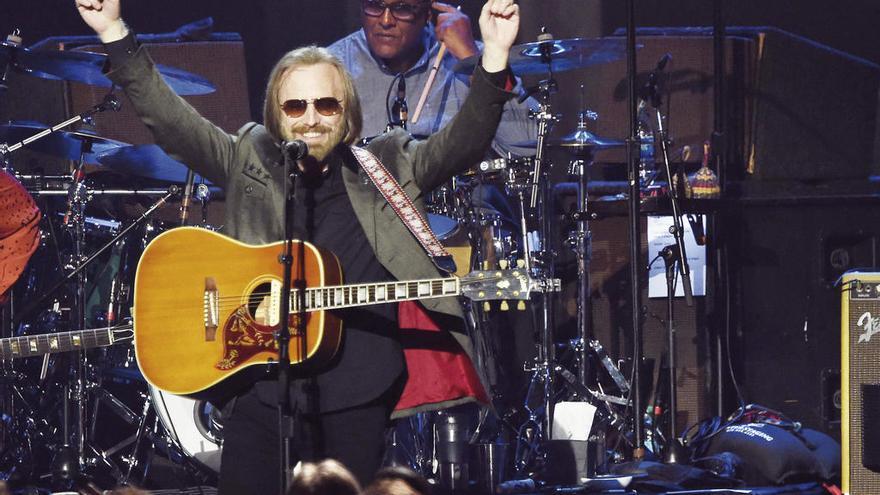 Tom Petty murió de una sobredosis accidental