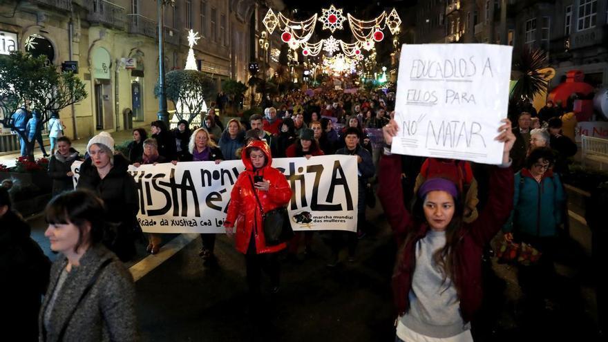 El Juzgado de Violencia sobre la Mujer de Vigo registra 75 casos menos que en 2019
