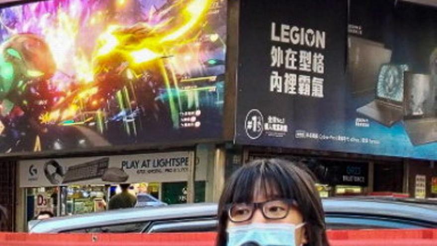 Arrestan a una organizadora de la vigilia en Hong Kong por Tiananmen