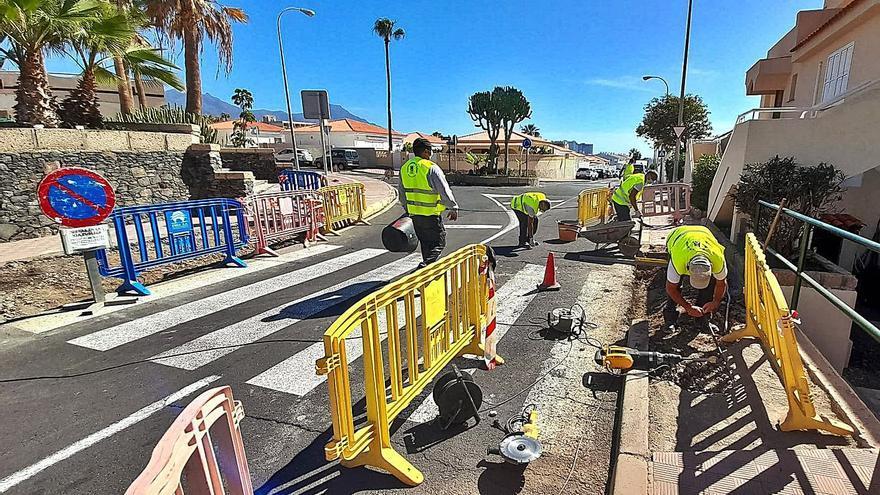 La inversión del plan de choque genera 266 empleos directos