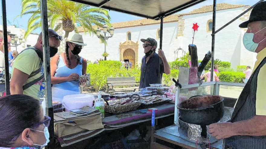 Betancuria, un pueblo sin 'cash'