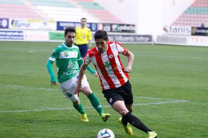 Zamora CF-Atlético Astorga (0-0)
