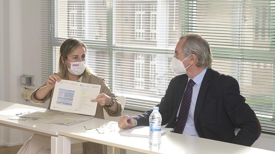 La redacción del proyecto de la próxima fase del Hospital de A Coruña se licitará en diciembre
