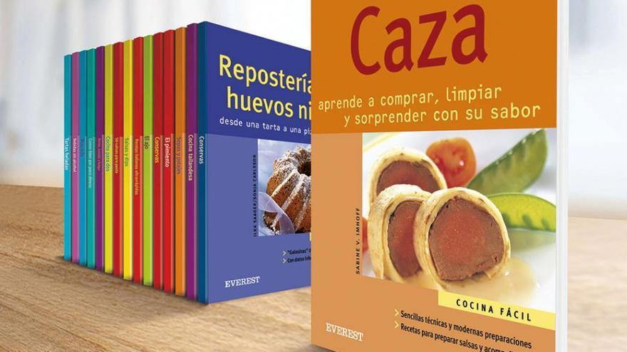 Aprenda a cocinar con la colección 'Cocina fácil' de 'Mediterráneo'