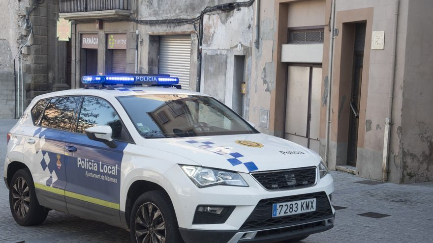 Detingut a Manresa amb dues ordres judicials pendents