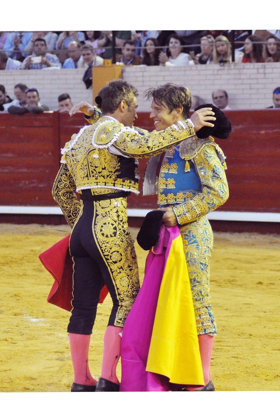 Fotogalería // Mano a mano de Julio Benítez y Manuel Díaz
