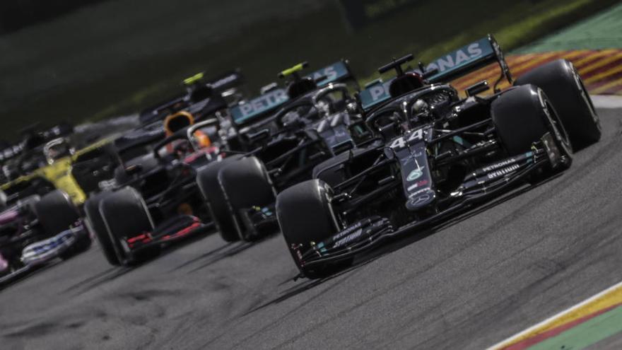 Horarios y dónde ver el GP de Italia 2020 de Fórmula 1