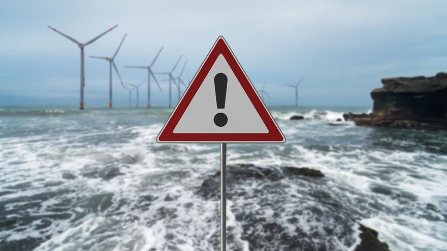 El Gobierno veta nuevos proyectos de eólica marina hasta delimitar las zonas