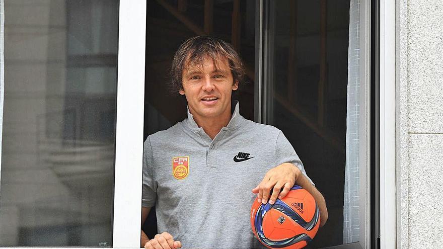 """""""En enero hablaba con mis jugadores y ya lo veía venir, obliga a espabilar"""""""
