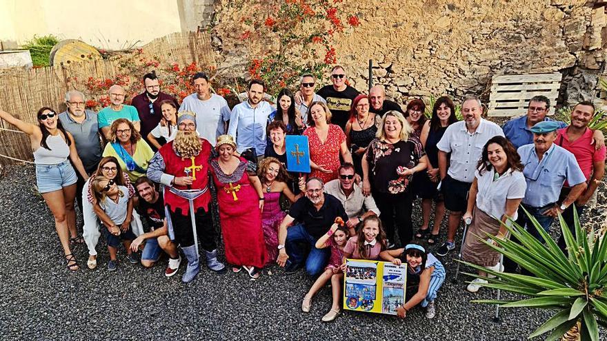 Desarme carbayón en Fuerteventura