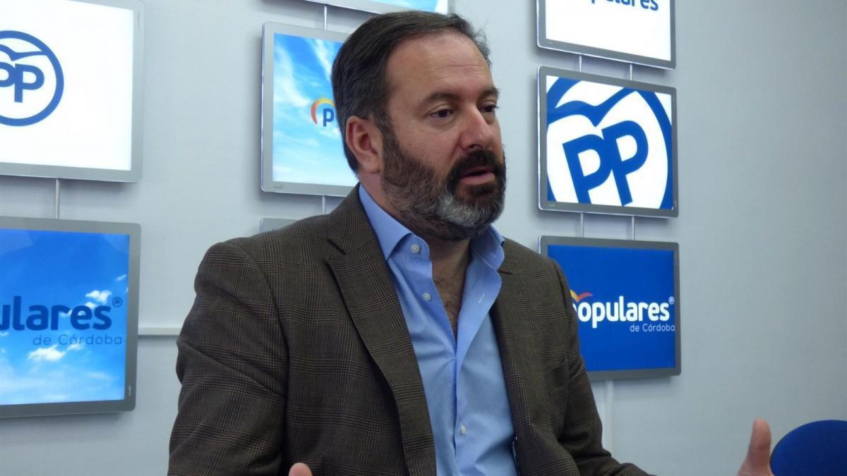 """Adolfo Molina: """"Al final, el proyecto que va a cambiar Córdoba es uno nuevo; la base logística"""""""