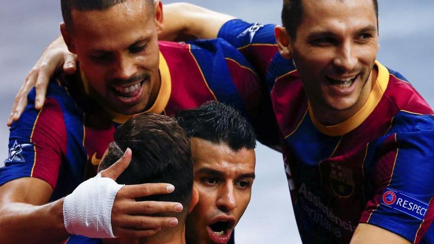 El Barça logra su tercer título en la Liga de Campeones