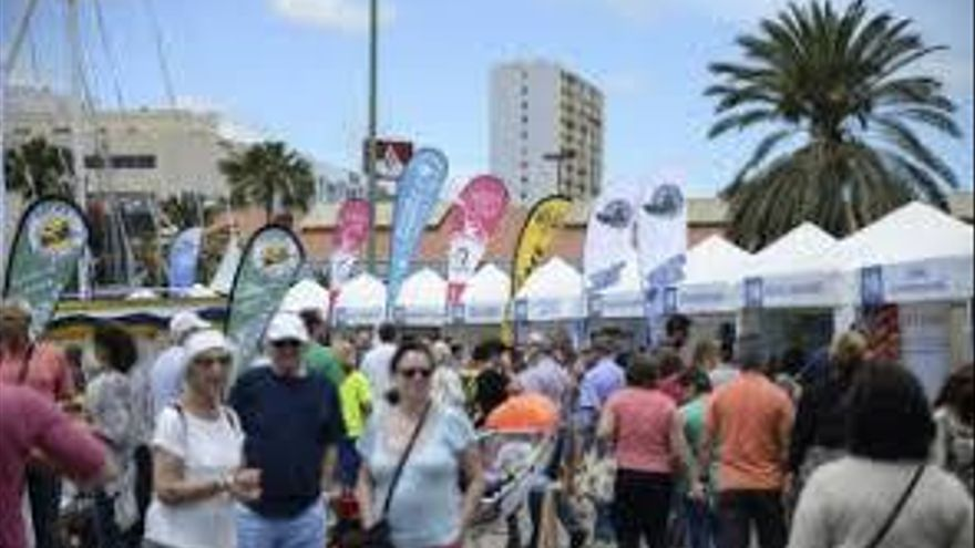 Suspendida la décima edición de la Feria Internacional del Mar de Las Palmas de Gran Canaria