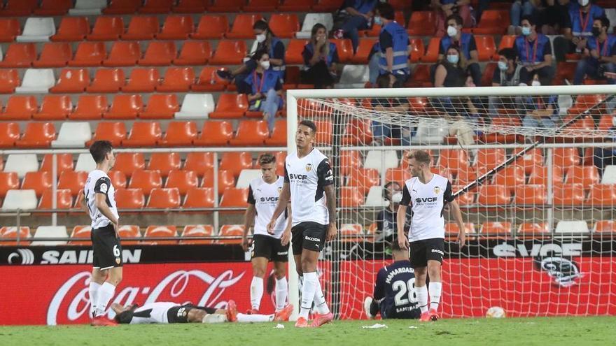 La necesidad del Valencia en defensa