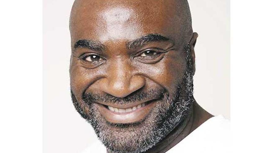 Armando Buika, mánager de Rachel Marron en el musical 'El Guardaespaldas'