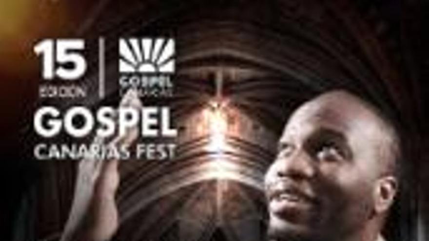 15º Gospel Canarias Festival - Latonius & Praise Theory