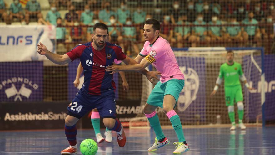 El Levante UD FS disputa un torneo en Palma