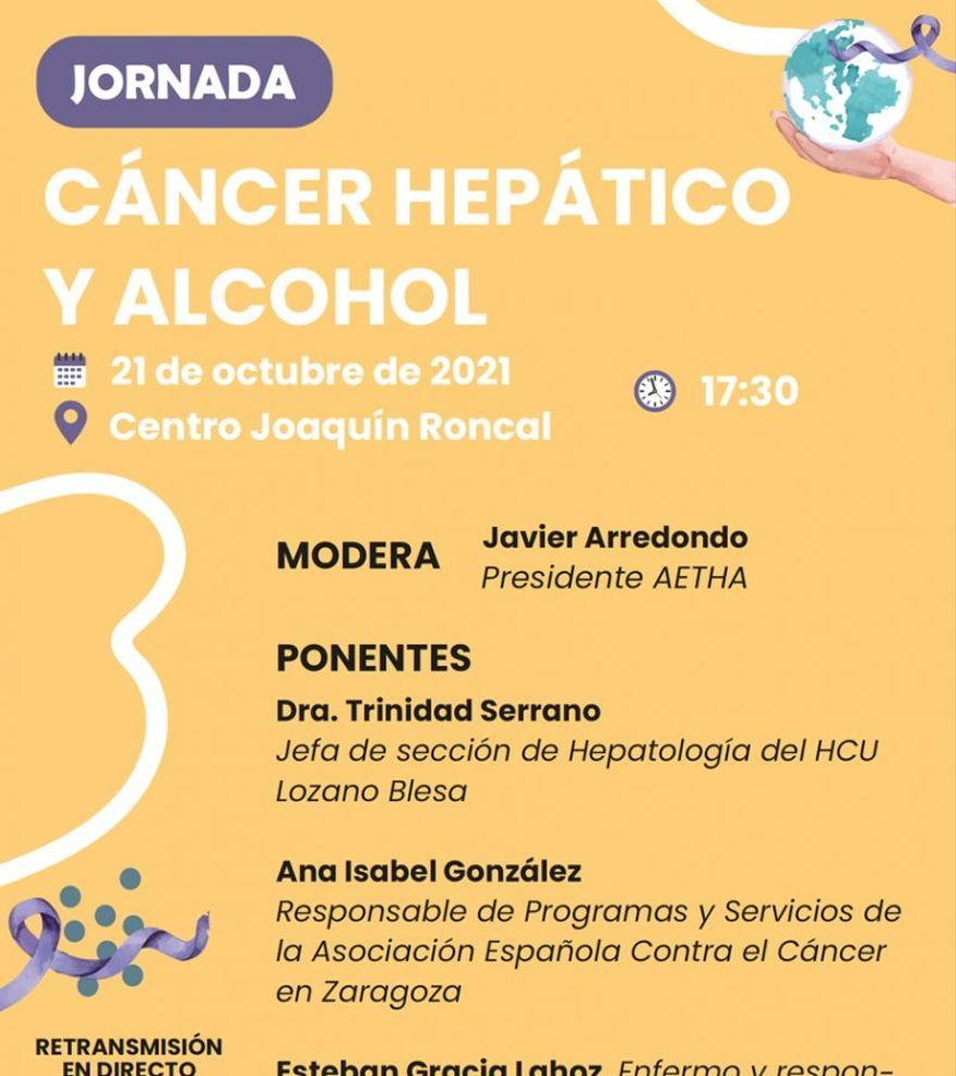 AETHA - Cáncer hepático y alcohol