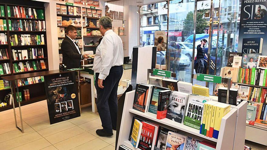 El 'modus operandi' del robo de libros