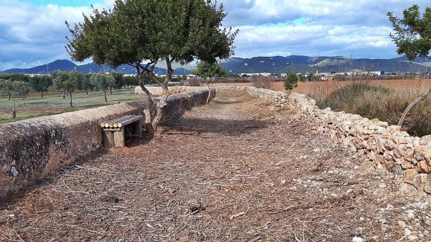 Un nuevo camino al Parque Natura de ses Salines de Ibiza y Formentera