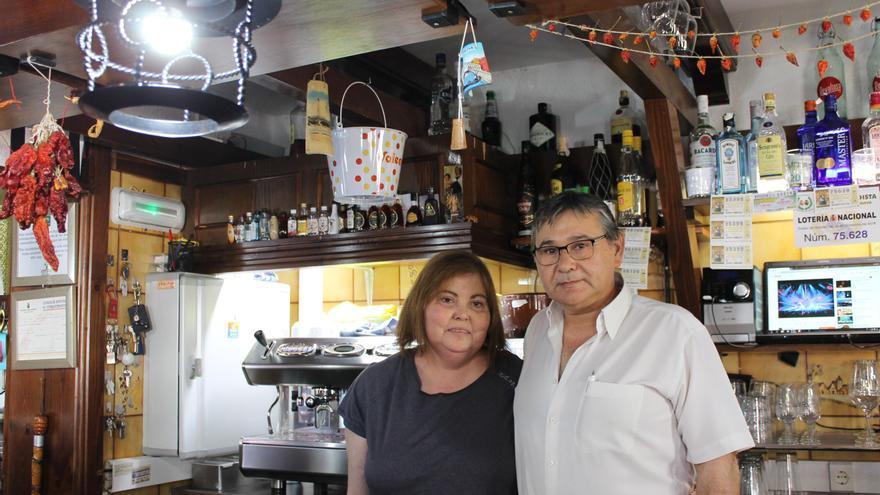 """Isaac Sánchez: """"Es calidad lo que se ofrece cuando vienes a un bar de la provincia"""""""