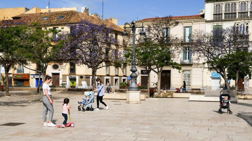 Domingo, 26 de abril | Los niños de Málaga vuelven a la calle