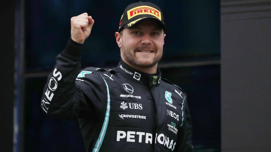 Bottas gana el Gran Premio de Turquía de Fórmula 1