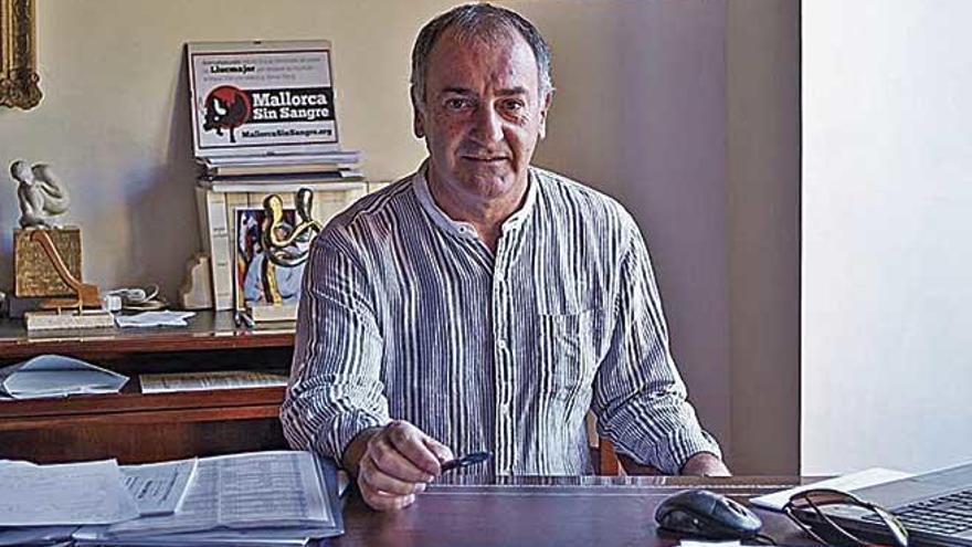 Jaume Tomàs renuncia al acta de concejal en el ayuntamiento de Llucmajor