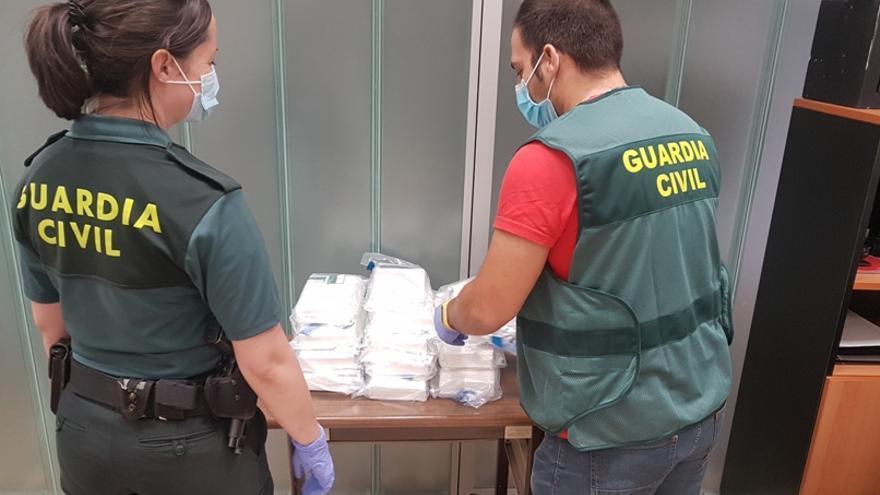 Detenido un belga de 67 años con 14 kilos de cocaína en el Port d'Alcúdia