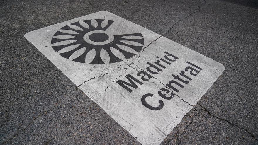 Almeida anuncia la paralización de las multas de Madrid Central