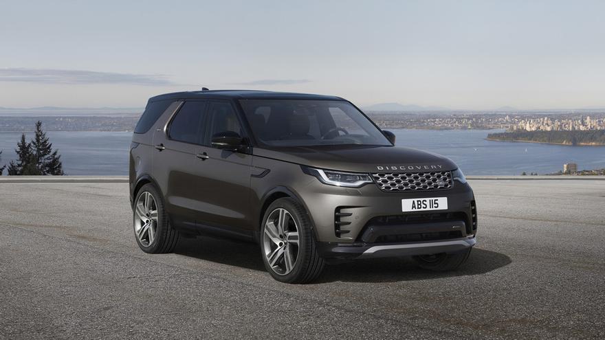 Land Rover Discovery Metropolitan, la edición especial más urbana