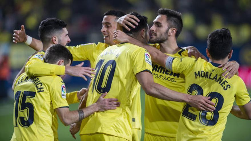 Ekambi despierta  al Villarreal a tiempo