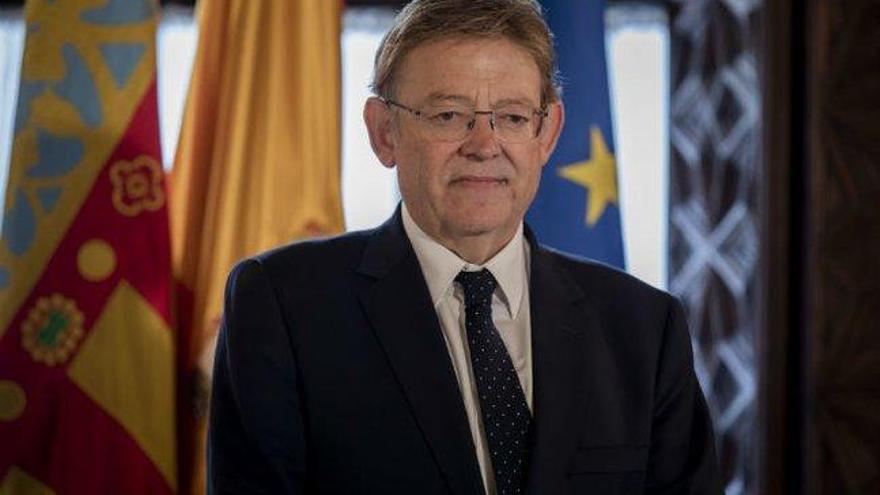 """Ximo Puig: """"Me gustaría un pacto más sólido con ERC para el Gobierno de España"""""""