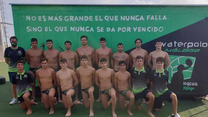 Doble triunfo del Waterpolo Málaga en el inicio de la Copa Andalucía