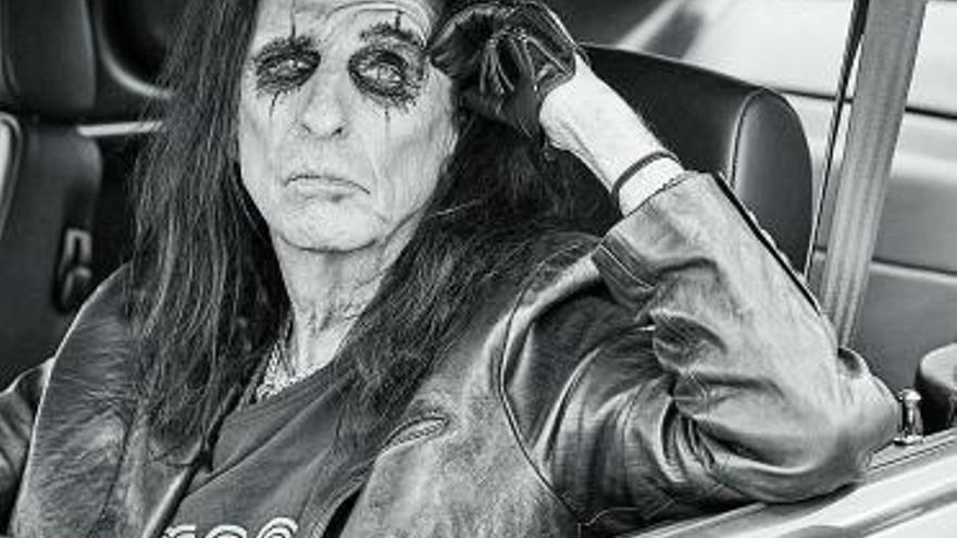 Alice Cooper vuelve a Detroit