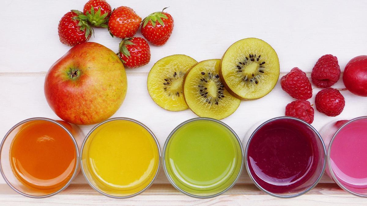 Dietas adelgazar | Un jugo de frutas puedes ser el complemento perfecto para perder peso